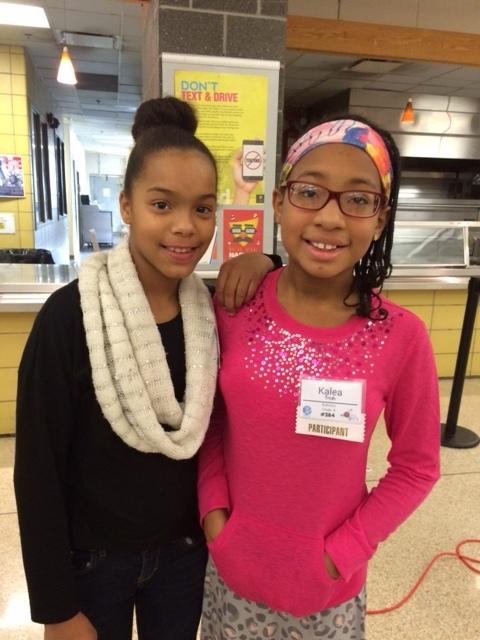 Alicia Ortez and Kalea Fresh