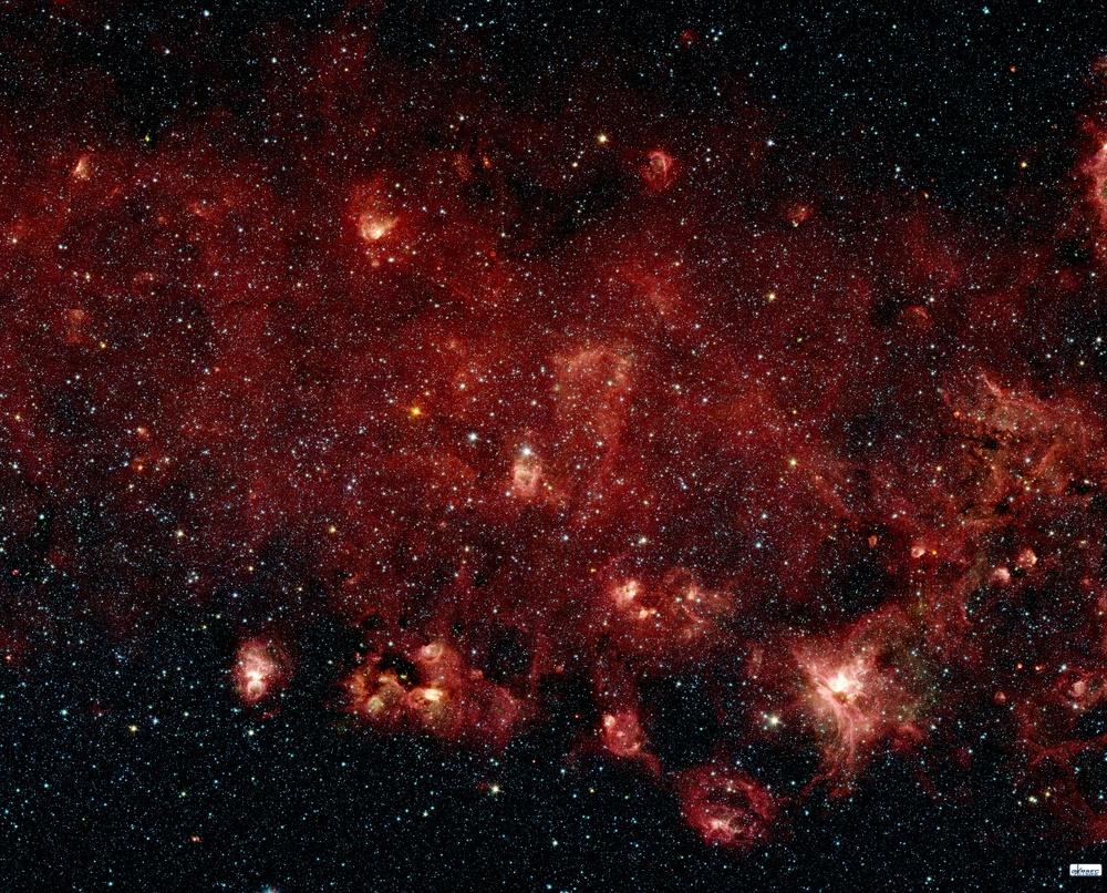 Red Nebula #1