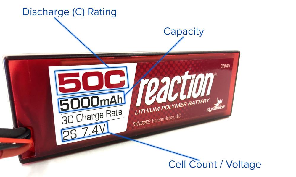 on Lipo Batteries In Series 4