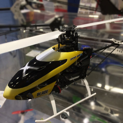 The New Blade 200 SRX