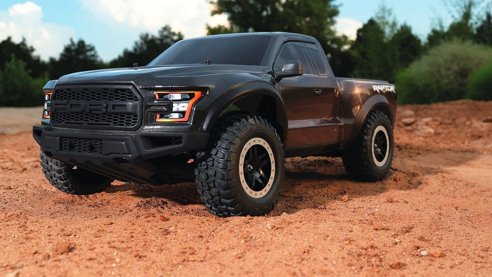 Traxxas Raptor Back in Stock - We have restocked our Traxxas Ford Raptors! Two are in stock now, so if you've had your eye on one, pick it up soon! $249.99 and nothing else to buy.