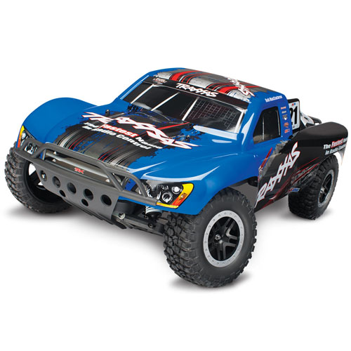 Traxxas Slash 2WD - Position Last Year: 4thWith Traxxas' prices all over the place this year, combined with increased competition from ECX, it's not surprising to see the Slash 2WD fall from grace, just a little. But even all those issues combined couldn't drop the Slash off our list. It's still our go-to vehicle for any beginner, because the Slash is, hands down, the best value in radio control. With the pantheon of upgrade parts, aftermarket support, and optional accessories, a Slash owner will never run out of things to do. Only one other vehicle offers as good a value as the Slash 2WD (hint: it's our first place product).While the Slash may have finished behind the ECX Torment, there's no question that it offers more to the beginner, and veteran driver alike, than anything in the ECX stable. It's true that Traxxas stumbled a bit this year. But it seems like they've got their game back, and we'll look for the Slash 2WD to regain ground next year. For now, though, it sits at number six on our countdown.