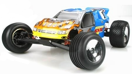 The Losi XXX-T Sport RTR II