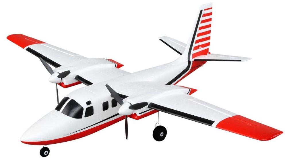 UMX Aero-Commander BNF Basic