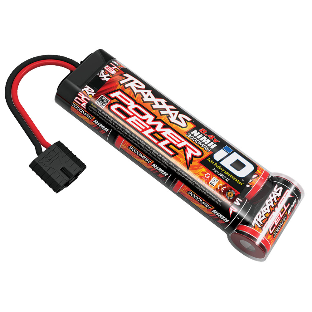 - 2018 was also notable for the sheer number of batteries that made it into the top 25. While three placed in the top ten, a full seven of the top twenty-five products were some type of battery. Both of our Traxxas NiMH made it, two of our Traxxas LiPos placed, and three of the Dynamite Reaction LiPos made it as well. It's entirely unusual for that many batteries to crack the top 25.