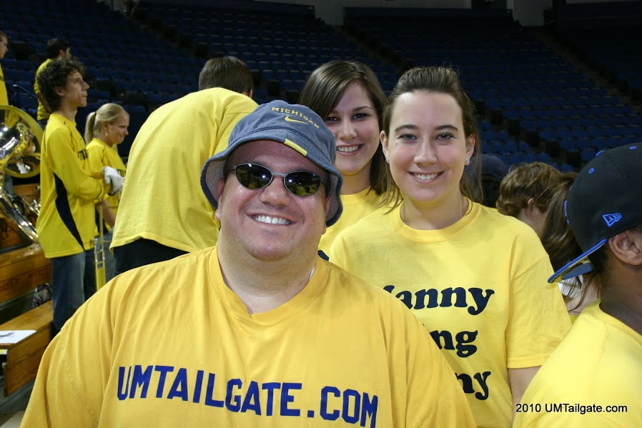 Selection Show Event at Crisler, 2009