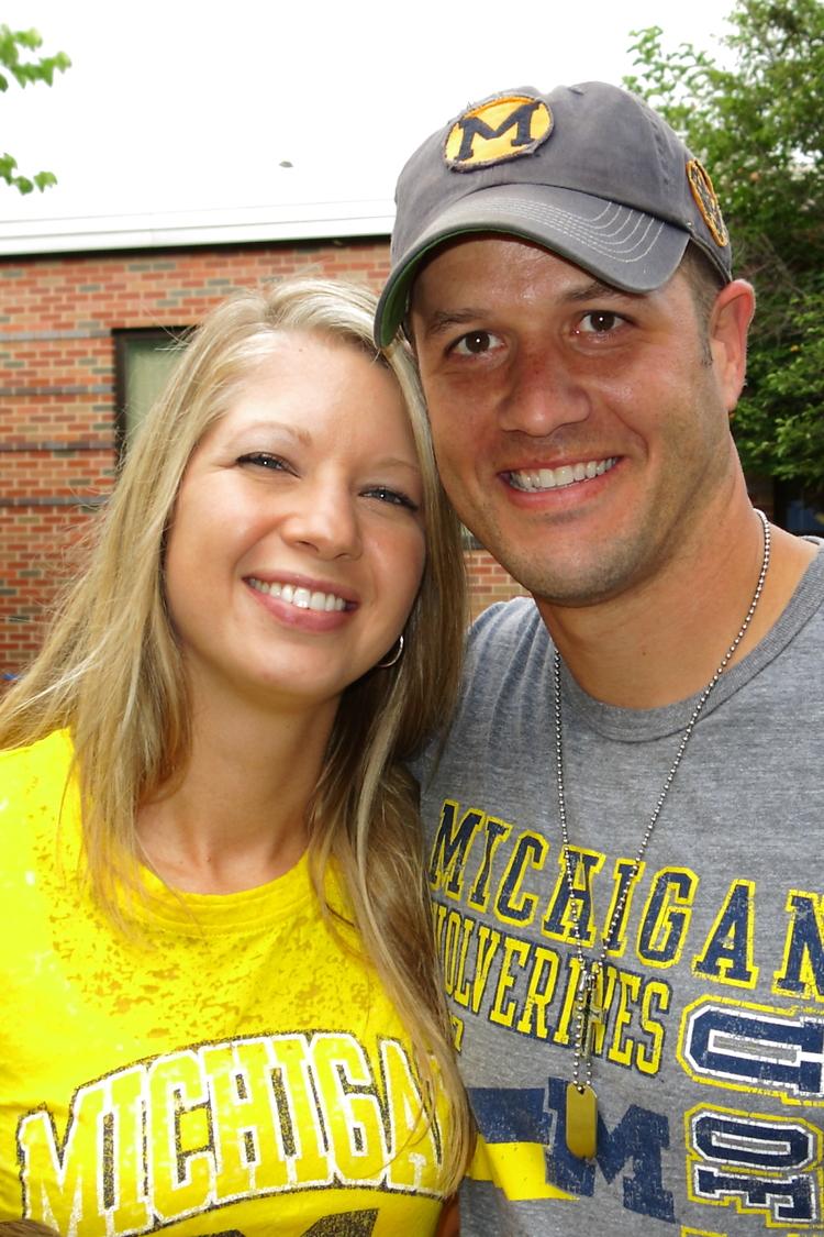 8/31/14 Michigan 59-CMU 9:   We met the latest one.