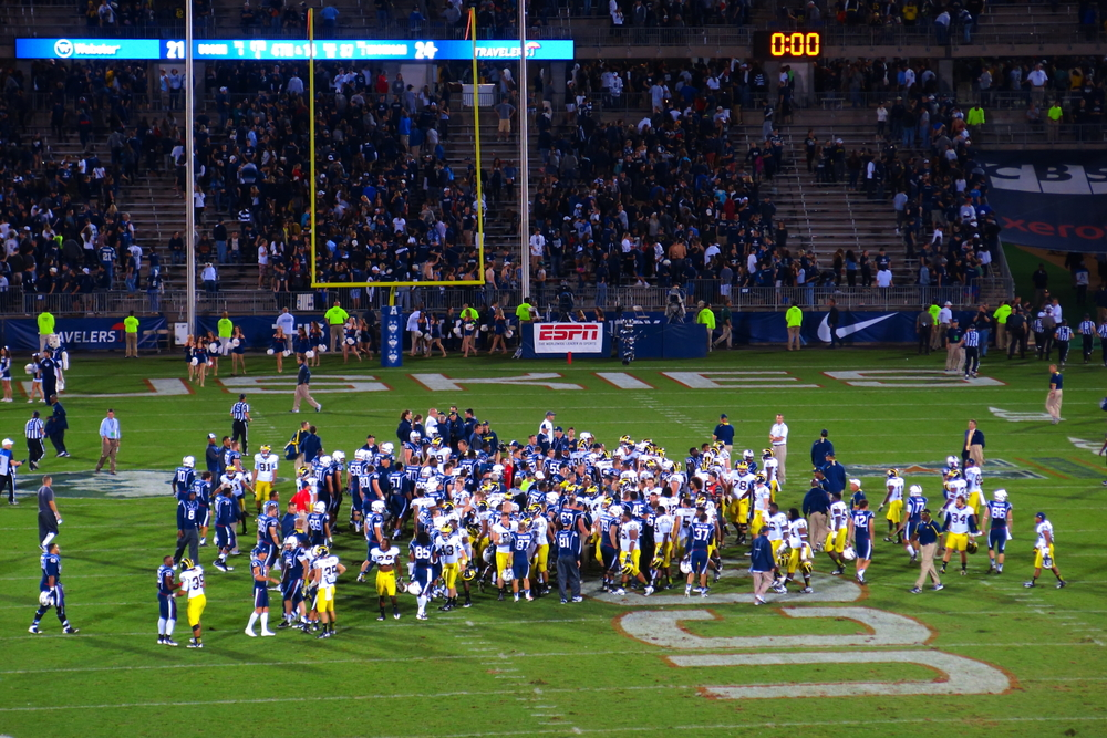 9/21/13 Michigan 24-UCONN 21  : Let's all shake hands and agree that was some ugly ass football.