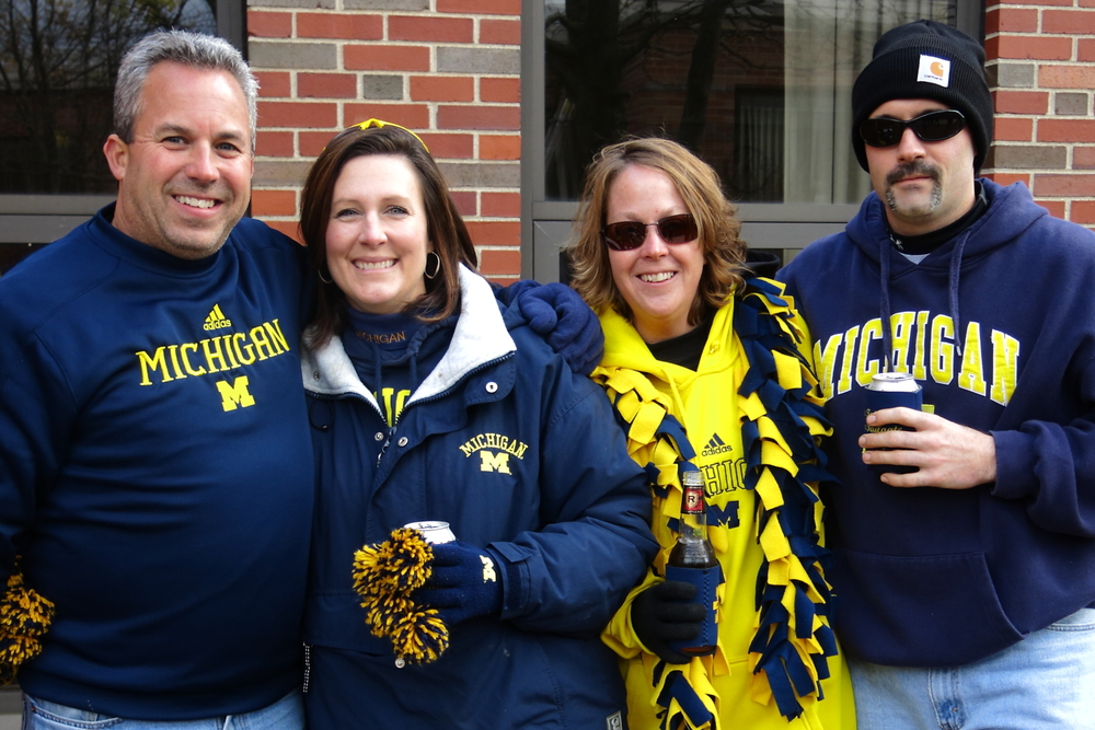 11/9/13 Michigan 13-Nebraska 17  :  The Shep crew