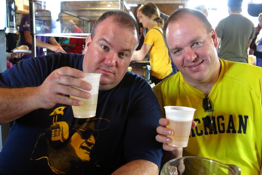 12/28/13 Michigan 14 - Kansas State 31  : The highlight of the bowl trip.