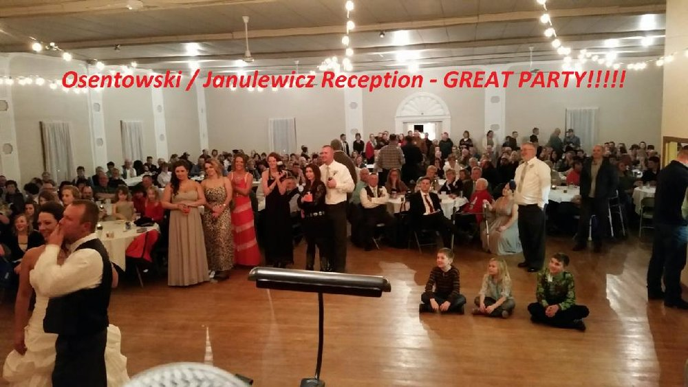 Sheelytown is apparently also a Polish band that played at this wedding.  Thanks Google images!