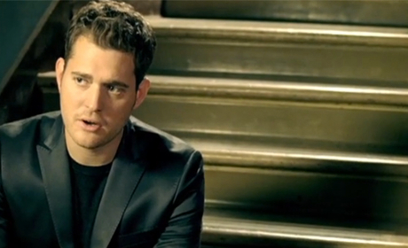 "MICHAEL BUBLE ""Alone"""