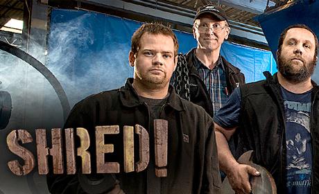 SHRED (season 1) -  promo