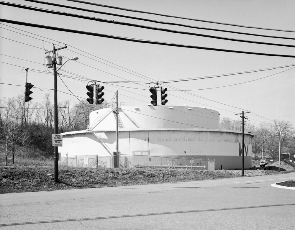 Oil Tank, Newburgh, New York