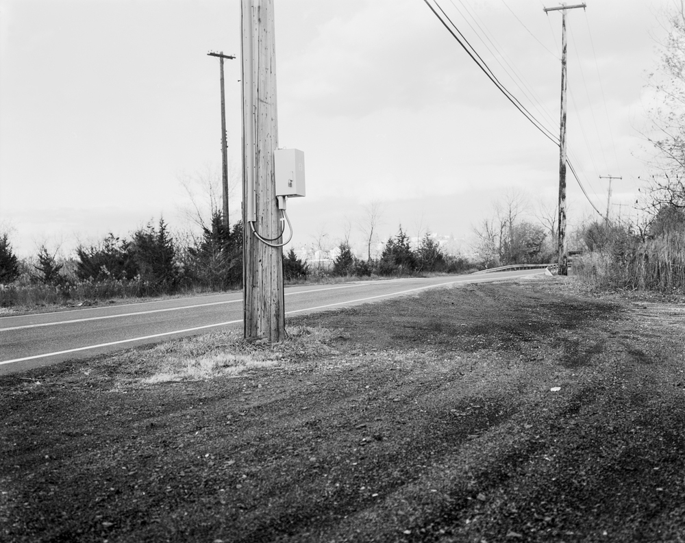 Roadside, Hudson, New York