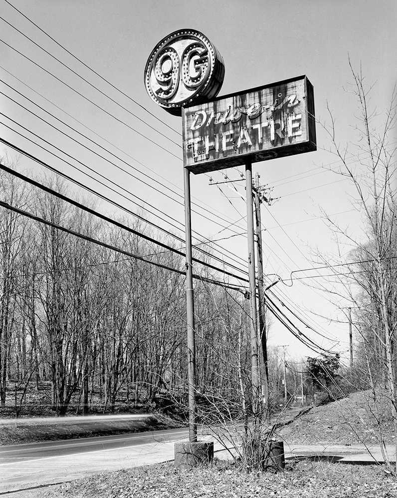 9G Drive-in Theatre, Poughkeepsie, New York