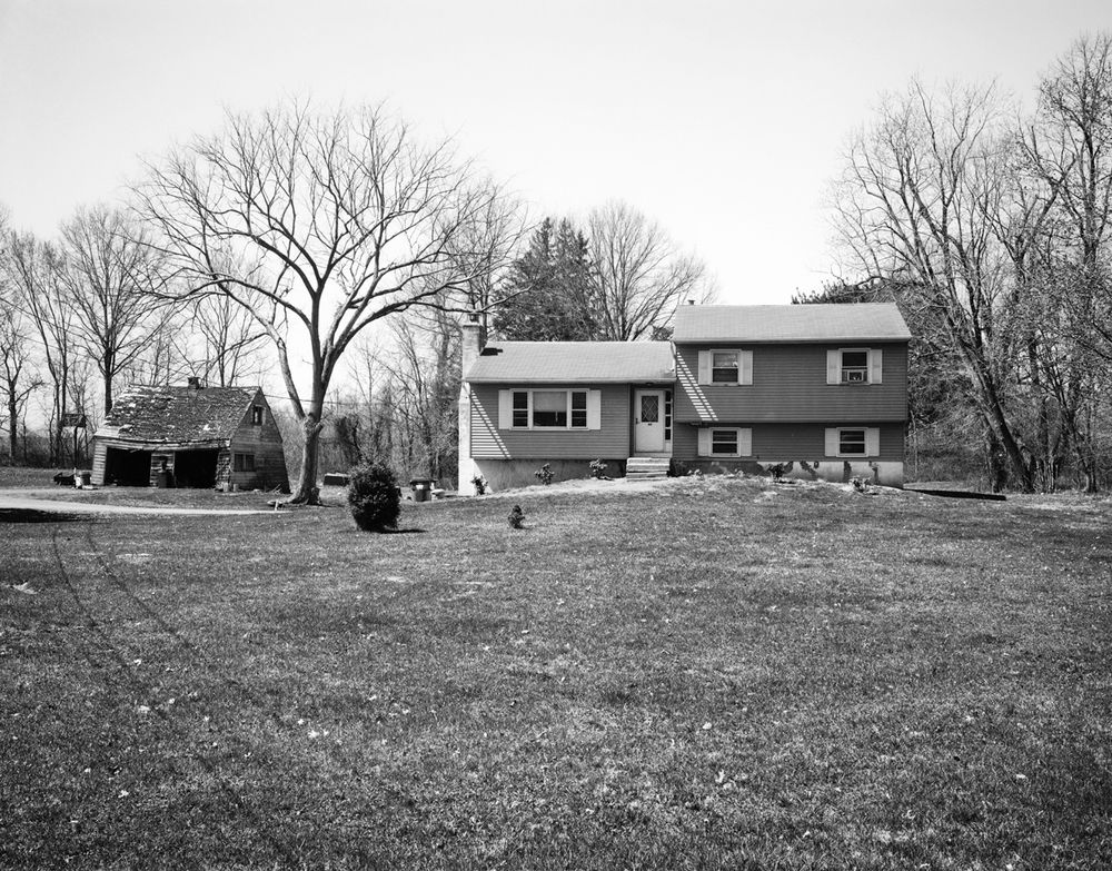 House and Yard, Tivoli, New York