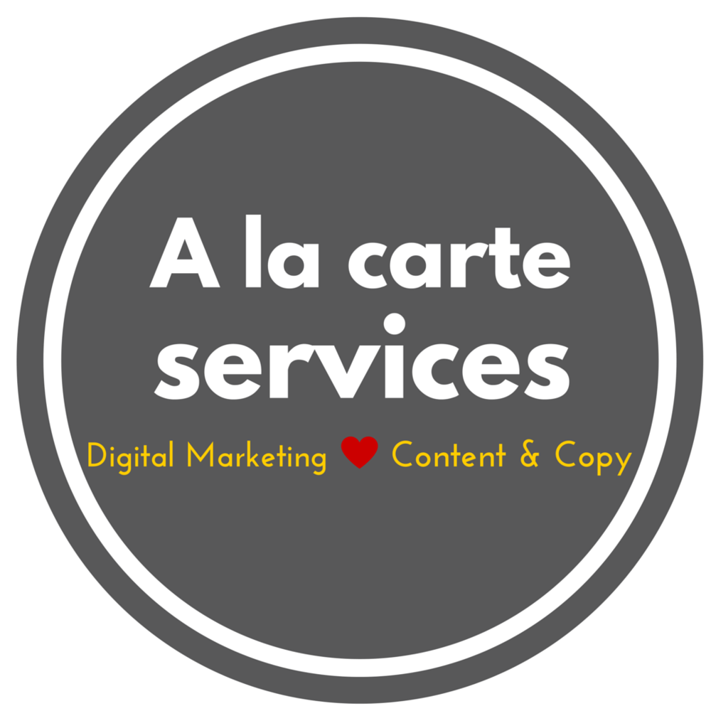 Content marketing and digital marketing services