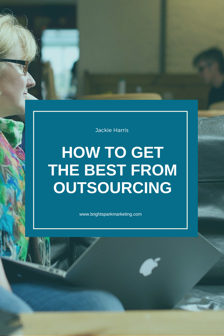 get the most from outsourcing