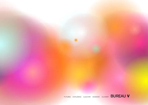 Bureau V Original Website