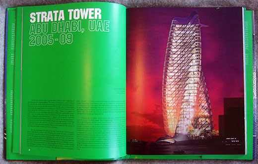 Architecture in the Emirates Strata Tower 2
