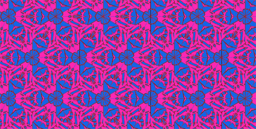 Ornamental Tesselation Idea