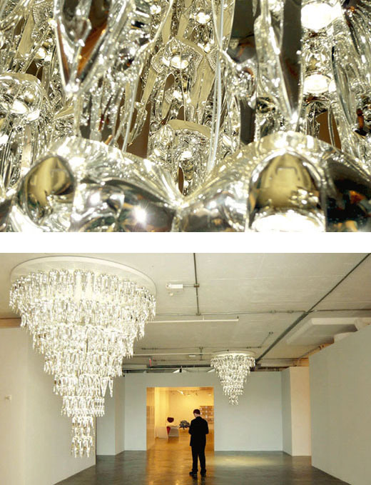 LQ Chandelier » Phillips de Pury Exhibition