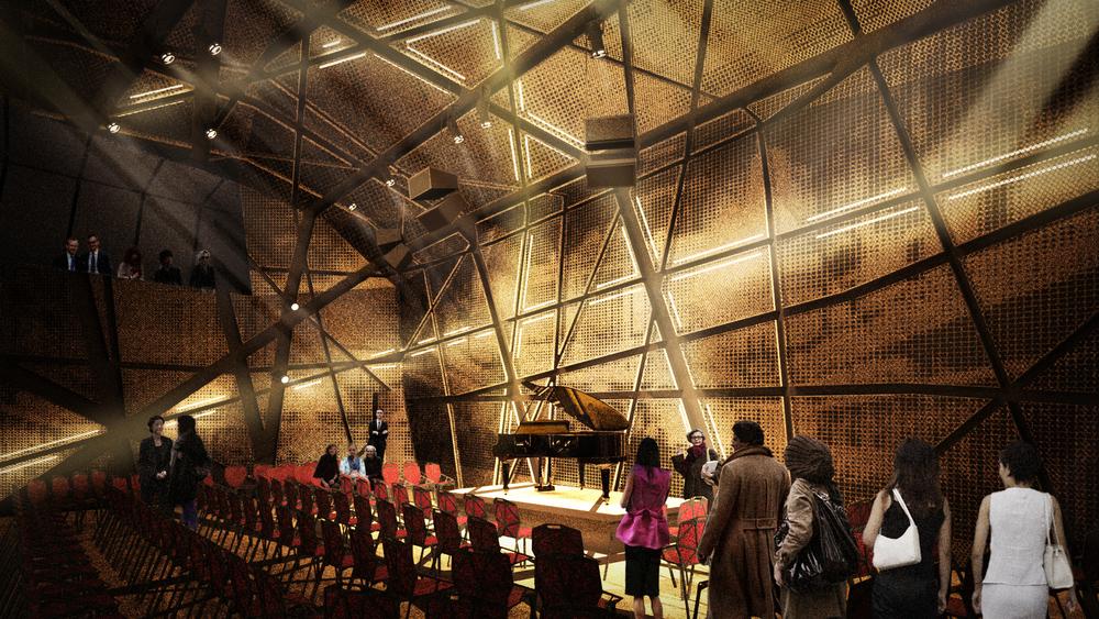 Original Music Workshop» Stage View