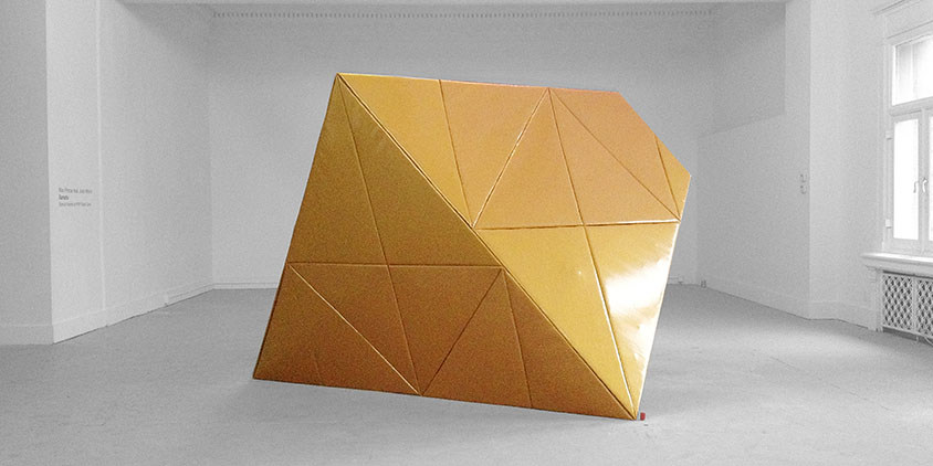 Irregular Pentagonal Antiprism
