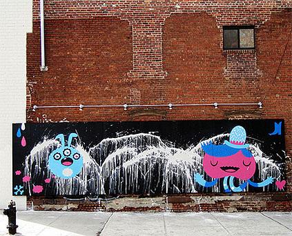 Espeis Outside ,   North 11th and Wythe   Williamsburg, Brooklyn