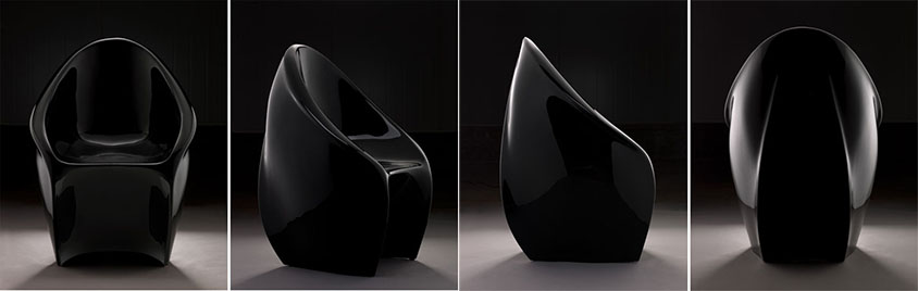 Double Agent Chair by Ifeanyi Oganwu