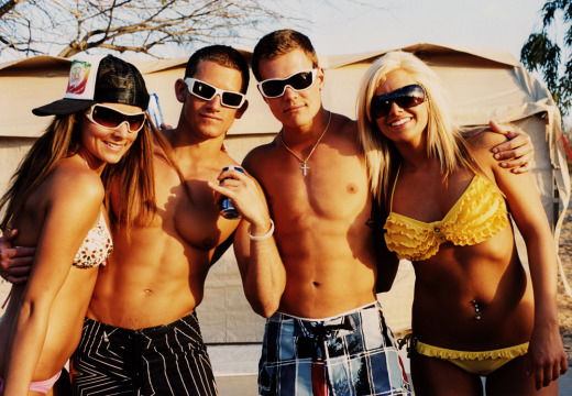 Lake Havasu Spring Break 1