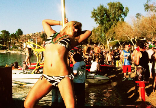 Lake Havasu Spring Break 2