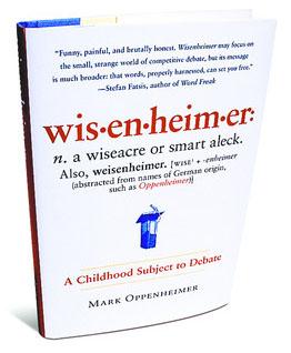 Wisenheimer by Mark Oppenheimer