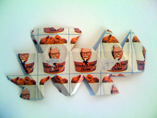 Dymaxion Map KFC