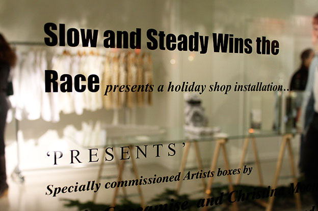Slow and Steady Wins the Race Paris