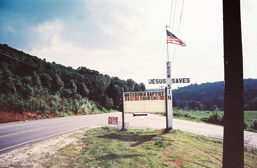 Jesus Saves From Sin, Macedonia Baptist Church