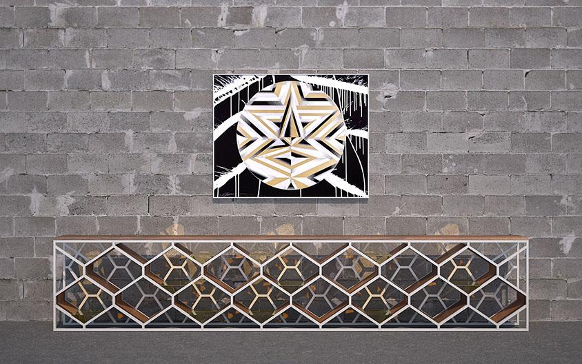 Cairo Series | Display Shelving (Small)