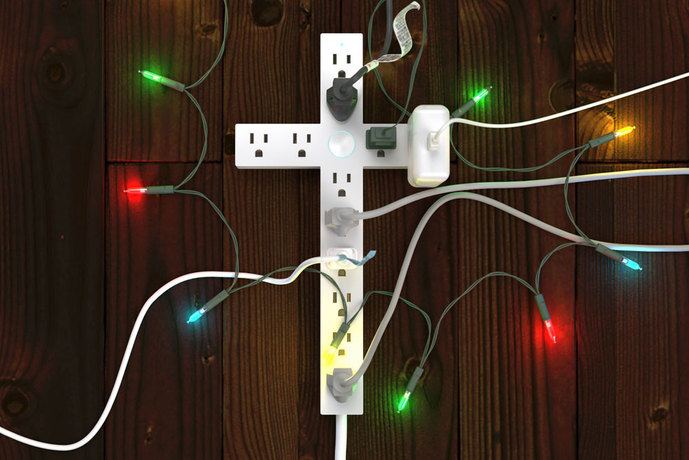 Higher Power Surge Protector
