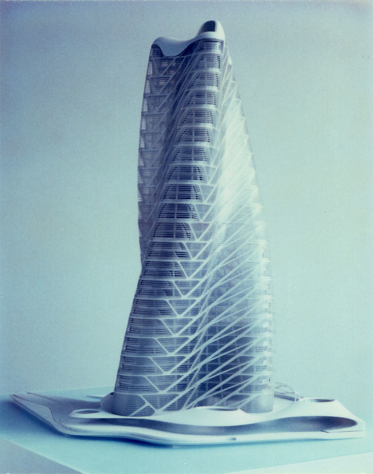 Strata Tower » Model