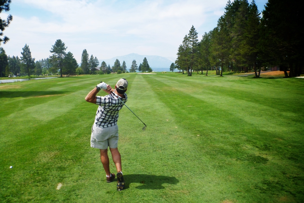 South Lake Tahoe, Edgewood Golf