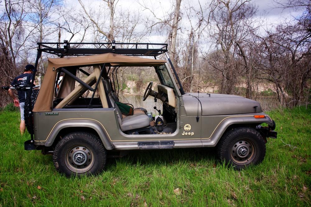 1989 YJ Jeep Wrangler