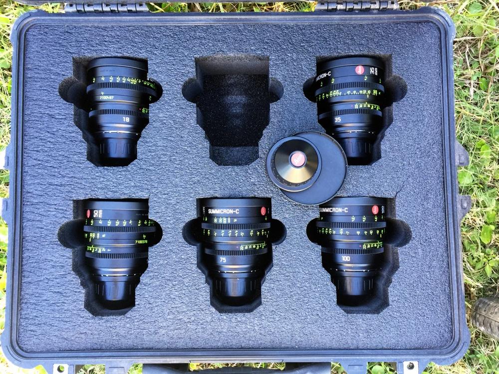 Leica Lenses Baby