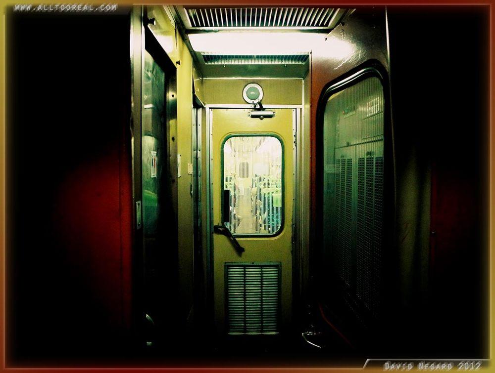 火車上-彰化到嘉義