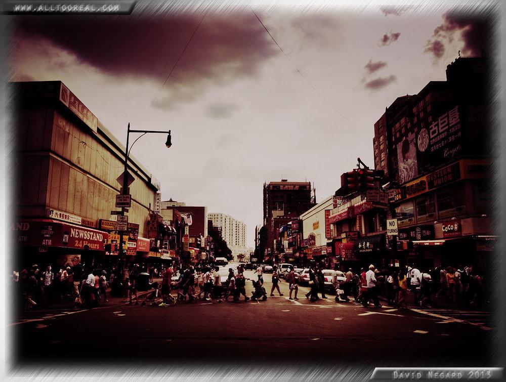 紐約市皇后區2013年 / Queens, New York 2013