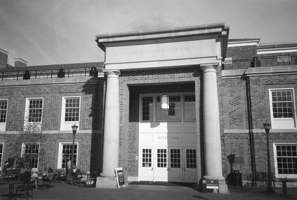 Newcomb Hall. University of Virginia