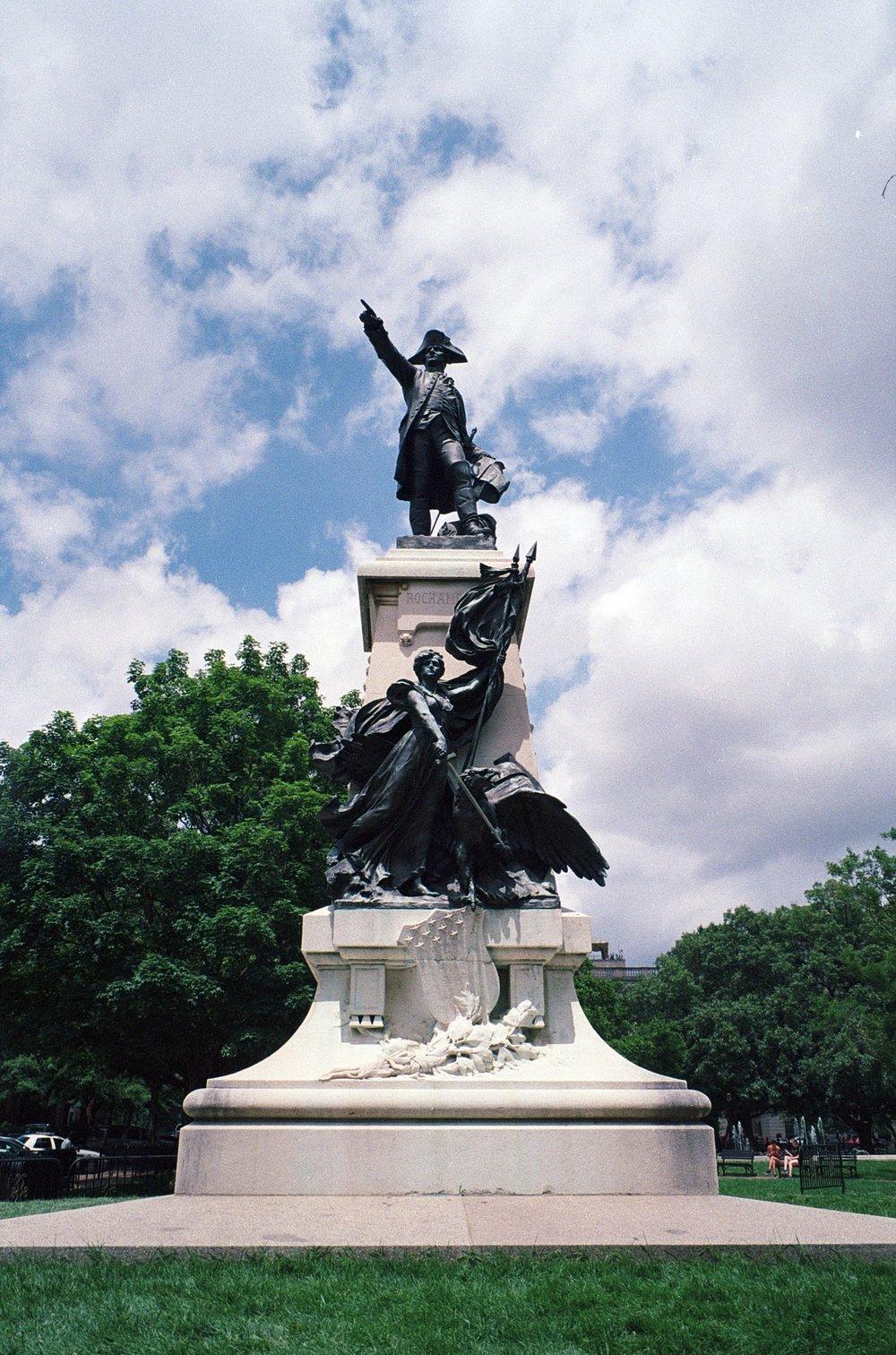 Lafayette!