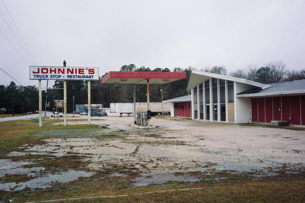 johnnie's truck stop