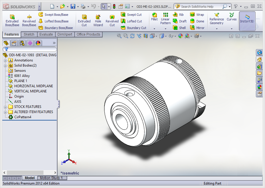 SolidWorks with RealView