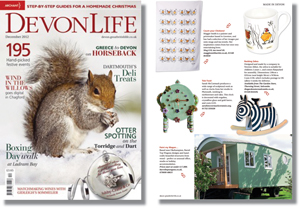 Devon Life UK Dec 2012